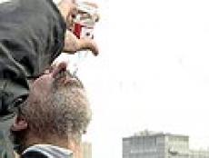 В столице Марий Эл за сутки изъято около 1,5 тысяч литров суррогата