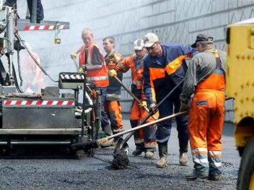 2014 год начнется с капитального ремонта дорог