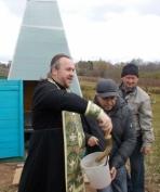 Житель Оршанского района облагораживает святые родники
