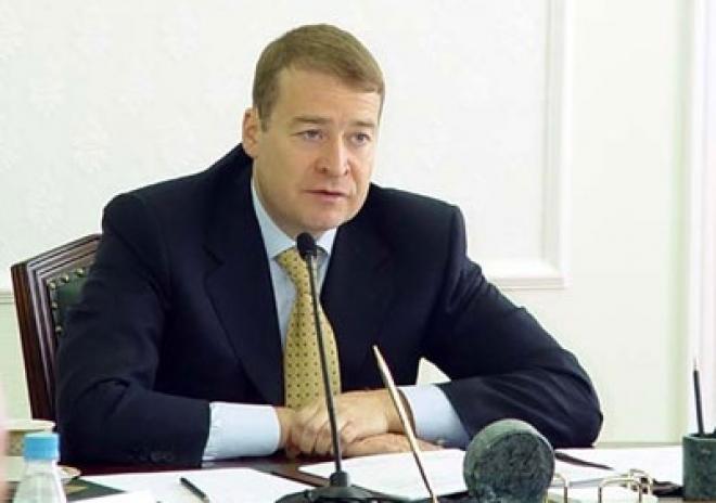 Леонид Маркелов встретился с сенатором Александром Торшиным