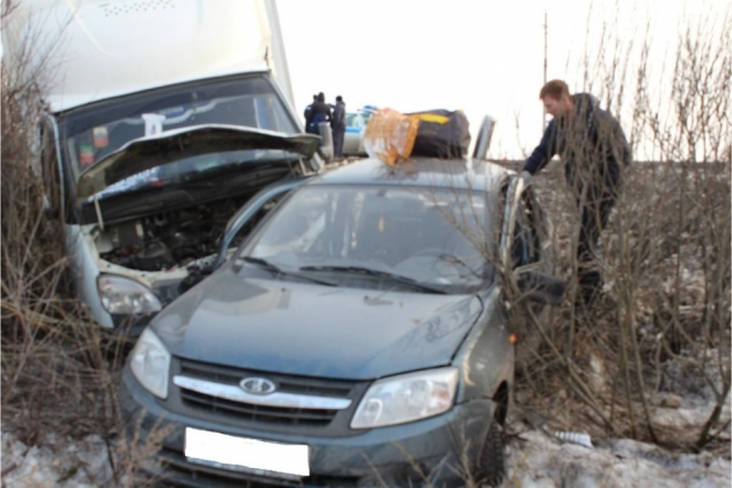 В Марий Эл в дорожной аварии погибла жительница Татарстана