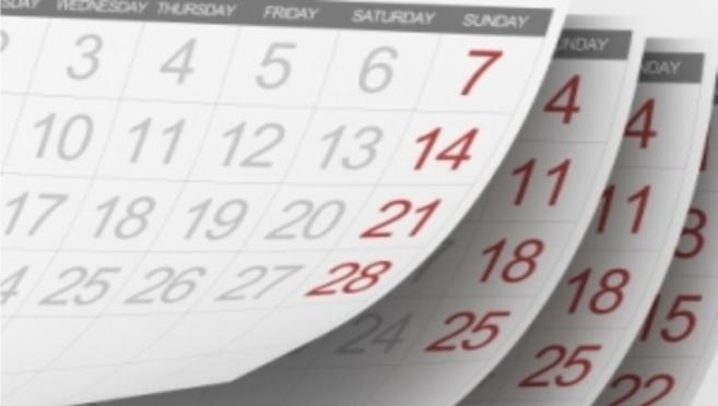 Майский уикенд начнется в апреле