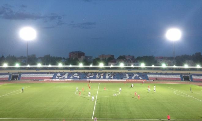 Республиканские власти поддержат марийский футбол