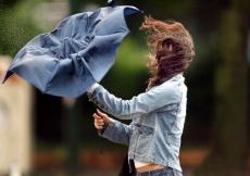 Синоптики прогнозируют усиление северо-западного ветра