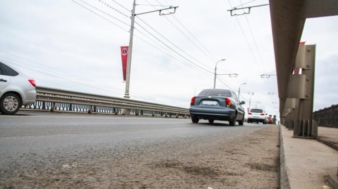 В Самарской области перекинут мост через Волгу