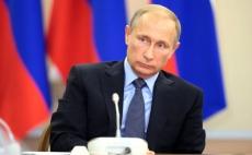 Журналисты ждут встречи с Владимиром Путиным