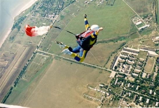 Юная парашютистка из Марий Эл разбилась в Казани