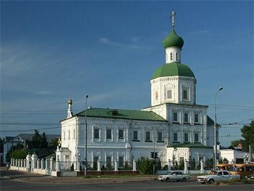 Православные верующие Марий Эл готовятся встретить новый год