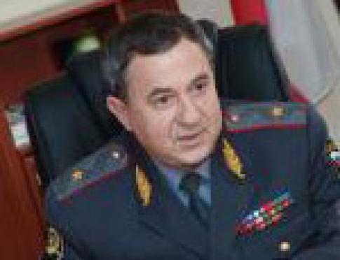 Министр внутренних дел Марий Эл Валерий Краснов освобожден от занимаемой должности