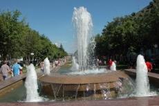 В Йошкар-Оле в среду отключат городские фонтаны