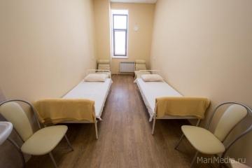 Палата дневного стационара медицинского центра Люцины Лукьяновой.