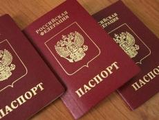 Российский паспорт могут украсить крымские мотивы