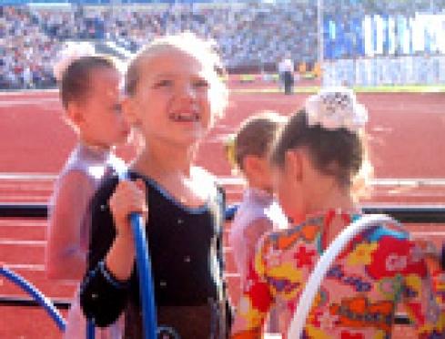 Неделя гимнастики принесла Марий Эл серебро