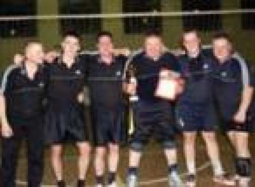 Волейболисты тюремного ведомства закрыли многоэтапную спартакиаду УФСИН по Марий Эл