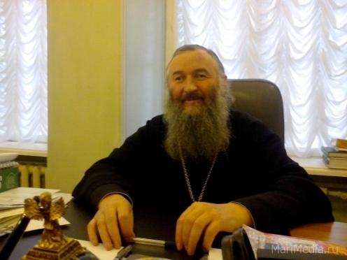 Архиепископ Йошкар-Олинский и Марийский Иоанн отмечает 57 день рождения