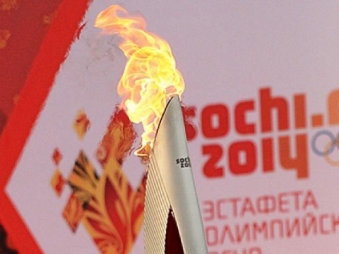 Эстафета Олимпийского огня изменила схему движения общественного транспорта