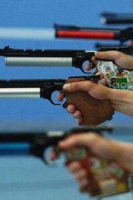 Открытый Чемпионат РМЭ по стрельбе из пневматического оружия