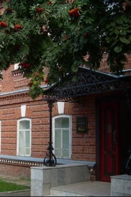 Ночь музеев 2014 в музее истории города Йошкар-Олы постер