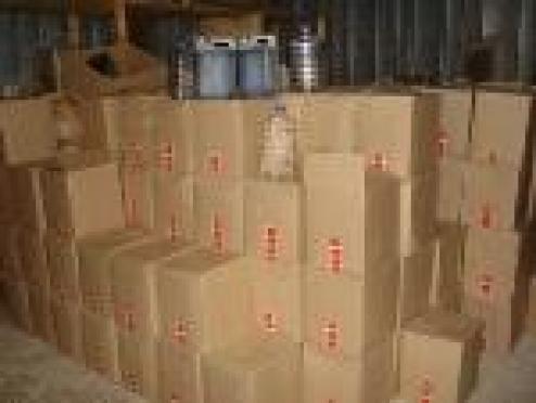 5 тысяч литров спиртосодержащей жидкости изъяли в Марий Эл охотники за контрафактом
