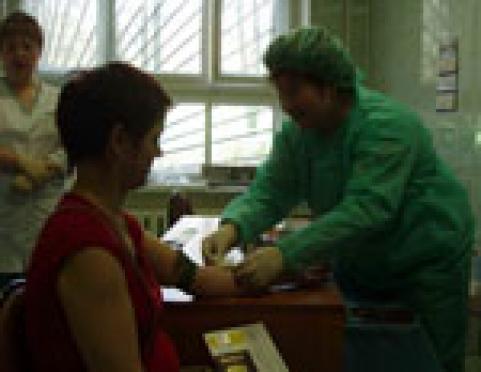Станция переливания крови Республики Марий Эл станет местом встречи йошкар-олинских знаменитостей