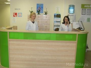 Регистратура Медицинского центра на Пролетарской