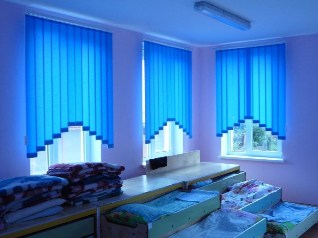 Вертикальные жалюзи — это не только удобное устройство, защищающее помещение от солнечных лучей.