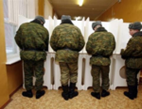 В Марий Эл на досрочном голосовании явка избирателей превысила 100%