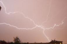 Дожди и грозы в Марий Эл будут продолжаться в течение всей недели