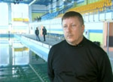 «Дворец водных видов спорта Марий Эл» принял первых «посетителей»