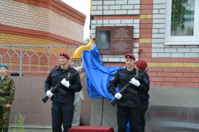 Подвиг героя-полицейского помнят родные, друзья и коллеги