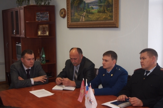 Павел Логинов начал знакомство с республикой с Оршанского района
