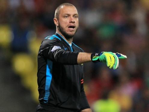 41-летний голкипер Александр Филимонов покинул «Арсенал»