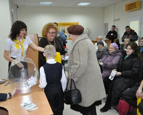 На днях свой 24-ый день рождения отметил АКБ «Чувашкредитпромбанк» ОАО