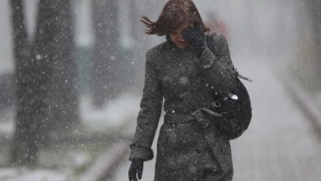 Марий Эл ожидают метель и резкое похолодание