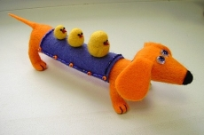 Йошкаролинцев приглашают на выставку рукотворной игрушки