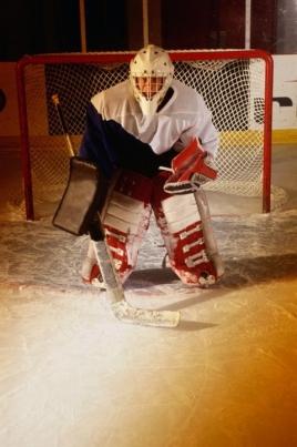 Первенства России по хоккею постер