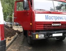 Аварию на Машиностроителей спровоцировал водитель «КамАЗа»