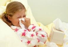 В Марий Эл отмечен всплеск простудных заболеваний среди детей