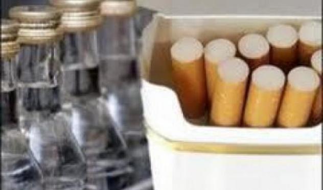 Депутаты решили «дожать» табачно-алкогольный закон