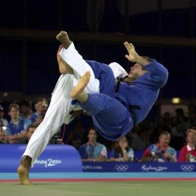 Межрегиональные соревнования по дзюдо