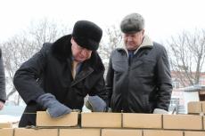 В Марий Эл заложили новый фельдшерско-акушерский пункт