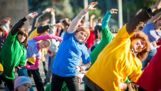 Управление физкультуры Йошкар-Олы приглашает горожан на «Общегородскую зарядку»