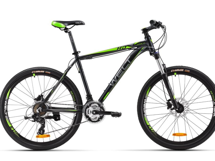 Велосипед Welt 2016 Ridge 1.0 HD