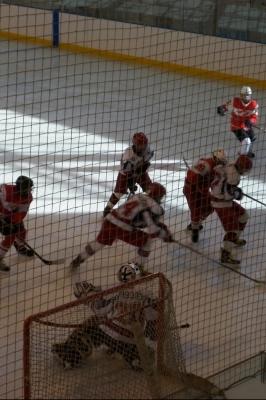 Игры в рамках Первенства России по хоккею