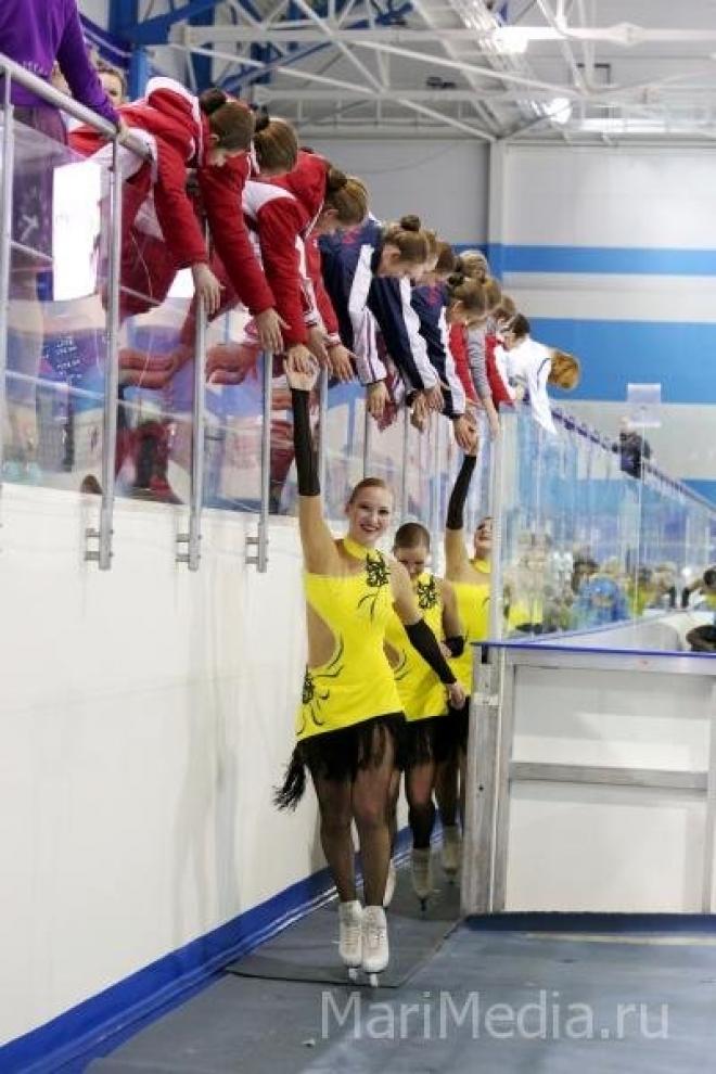 Команда по синхронному катанию парадиз (санкт-петербург) взрослые мс - короткая программа (i этап кубка россии по