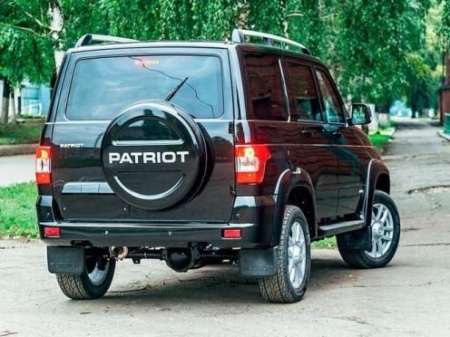 Из-за проблем с тормозами УАЗ отзывает «Патриоты»