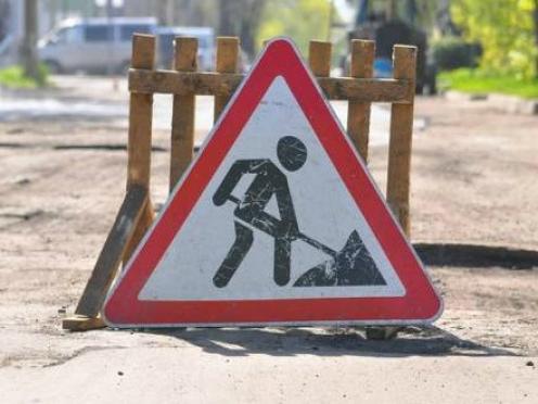 Движение автотранспорта в микрорайоне Нагорный нормализуется к концу следующей недели