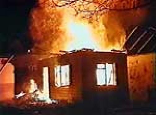 Жилой сектор Марий Эл стал жертвой огня