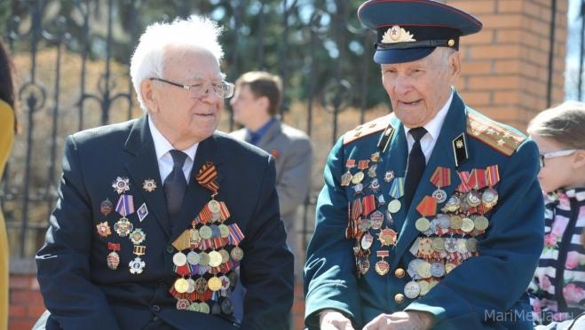 В Марий Эл инвалидам и участникам ВОВ выплатили 3 млн рублей