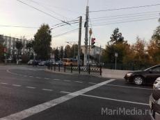 В Йошкар-Оле отремонтируют дорожное полотно, реконструированное осенью 2015 года